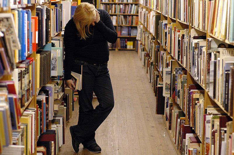 Library - foto di Cinema Book Shop