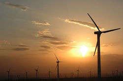Wind power plants - foto di Chris Lim