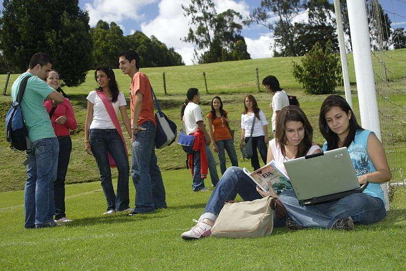 Web - foto di comunicaciones