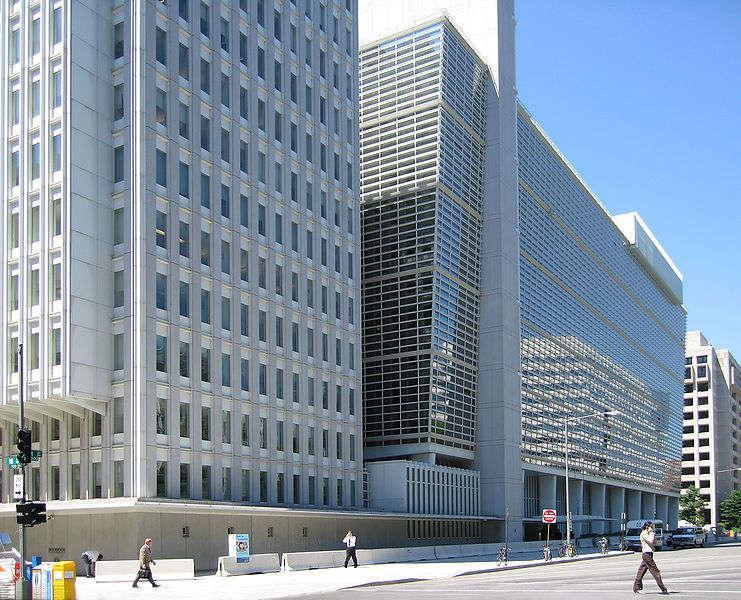 World Bank - foto di Shiny Things